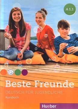 تصویر Beste Freunde A1.1+CD