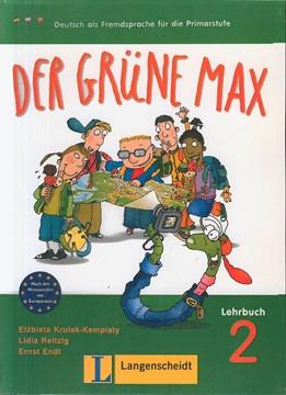 تصویر Der Grune Max 2+CD