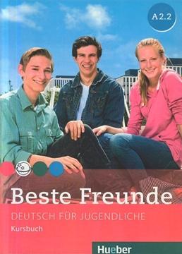 تصویر Beste Freunde A2.2+CD