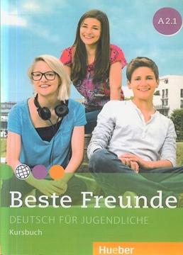 تصویر Beste Freunde A2.1+CD