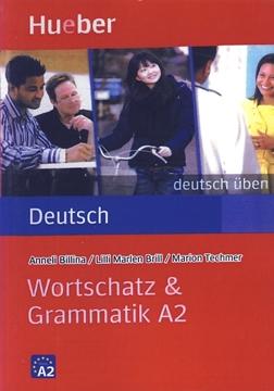 تصویر Wortschatz& Grammatik A2