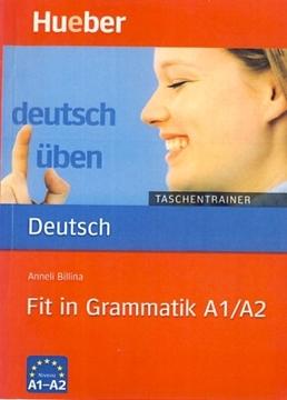 تصویر Fit in Grammatik A1-A2