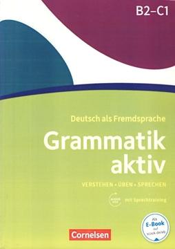 تصویر Grammatik aktiv B2-C1