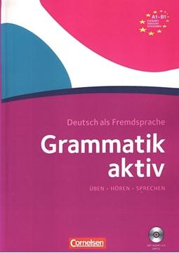 تصویر Grammatik aktiv A1-B1