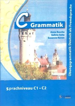 تصویر C Grammatik+CD