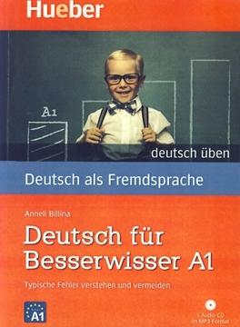 تصویر Deutsch fur Besserwisser A1+CD