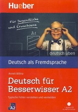 تصویر Deutsch fur Besserwisser A2+CD