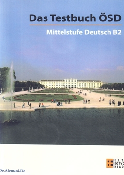 تصویر Das Testbuch OSD  B2+CD