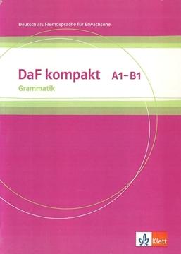 تصویر Daf Kompakt A1-B1 -Grammatik