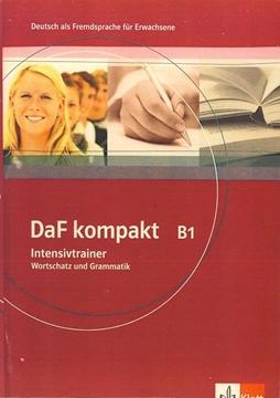 تصویر Daf Kompakt B1-intensivtrainer Wotschatz und Grammatik