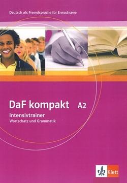 تصویر Daf Kompakt A2-intensivtrainer Wotschatz und Grammatik