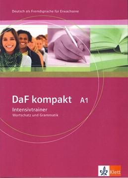 تصویر Daf Kompakt A1-intensivtrainer Wotschatz und Grammatik