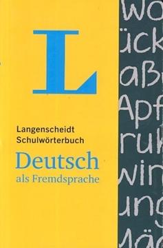 تصویر Langenscheidt Schulworterbuch Deutsch