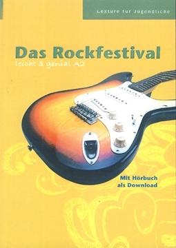 تصویر Das Rockfestival+CD