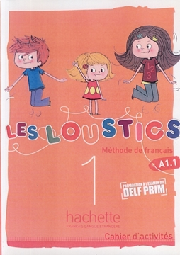 تصویر Les Loustics A1.1+Cahier D'activites+CD
