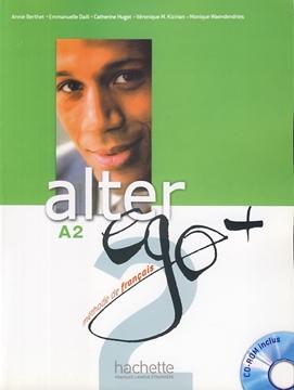 تصویر ALTER EGO plus A2+Cahier D'activites+CD
