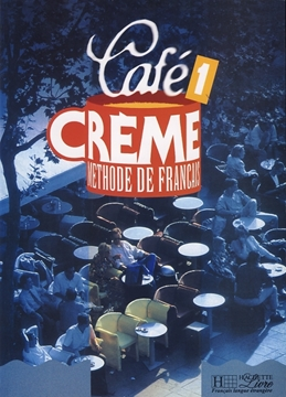 تصویر  Cafe Creme 1+Cahier D'exercices+CD