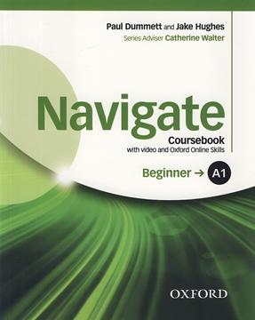تصویر Navigate Beginner +Workbook+CD