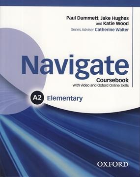 تصویر Navigate Elementary +Workbook+CD