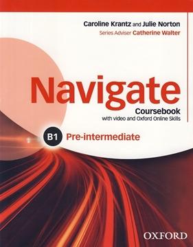 تصویر Navigate Pre-intermediate +Workbook+CD