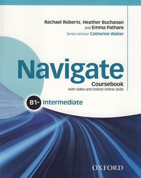 تصویر Navigate intermediate +Workbook+CD