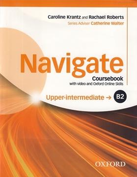 تصویر Navigate Upper-intermediate +Workbook+CD