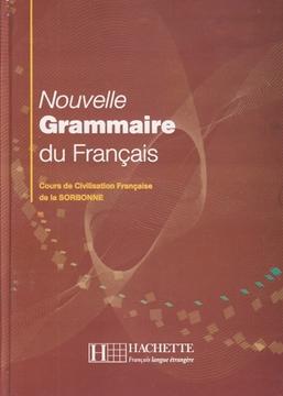 تصویر Nouvelle grammaire du Francais