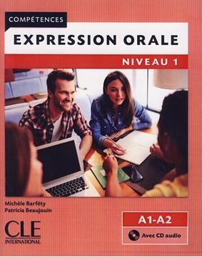تصویر Expression ORALE Niveau 1-A1-A2+CD