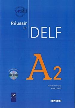 تصویر Reussir le DELF A2+CD