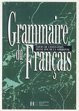 تصویر Grammaire du Francais