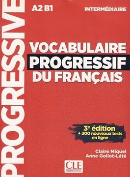 تصویر Vocabulaire Progressif du Francais+CD