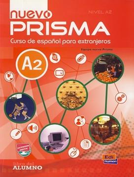 تصویر Nuevo Prisma A2+Libro de Ejercicios+CD