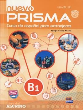 تصویر Nuevo Prisma B1+Libro de Ejercicios+CD