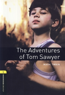 تصویر Oxford Bookworms 1: The Adventures of Tom Sawyer