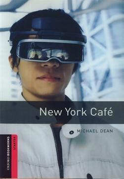 تصویر Oxford Bookworms Starter: New York Cafe
