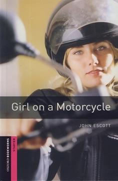 تصویر Oxford Bookworms Starter: Girl on a Motorcycle