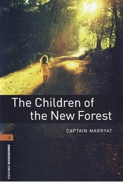 تصویر Oxford Bookworms 2: The Children of the New Forest