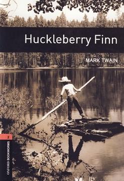 تصویر Oxford Bookworms 2: Huckleberry Finn