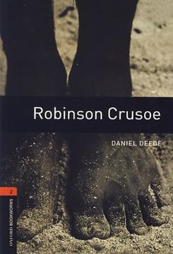 تصویر Oxford Bookworms 2: Robinson Crusoe