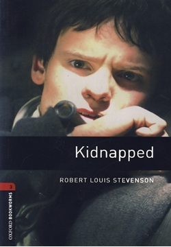 تصویر OxfordBookworms .Level 3:  Kidnapped