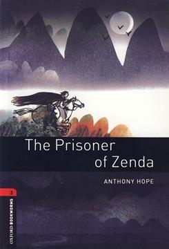 تصویر OxfordBookworms .Level 3:  The Prisoner of Zenda