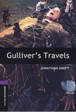 تصویر OxfordBookworms .Level 4:  Gulliver's Travels