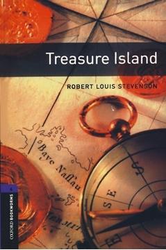 تصویر OxfordBookworms .Level 4:  Treasure Island