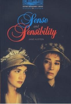 تصویر Oxford Bookworms 5: Sense and Sensibility