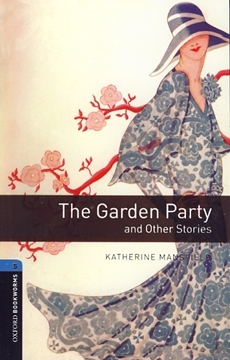 تصویر Oxford Bookworms 5: The Garden Party