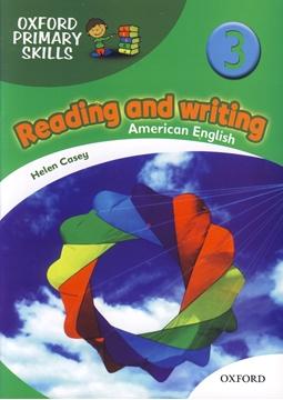 تصویر Oxford Primary Skills 3 Reading and Writing+CD