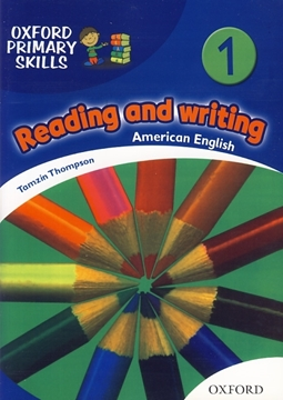 تصویر Oxford Primary Skills 1 Reading and Writing+CD