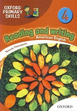 تصویر Oxford Primary Skills 4 Reading and Writing+CD