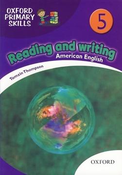 تصویر Oxford Primary Skills 5 Reading and Writing+CD