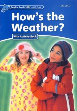 تصویر Dolphin Readers. Level 1: How's the Weather